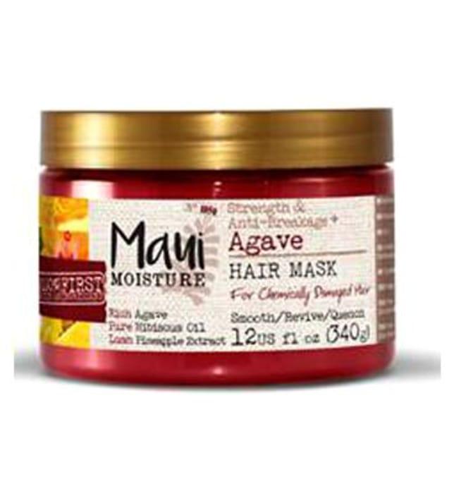 Maui Moisture Strength & Anti-Breakage Agave Mask 340ml