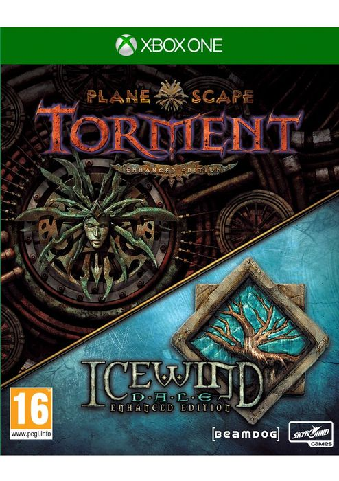 Planescape Torment & Icewind Dale Enhanced Edition on Xbox One