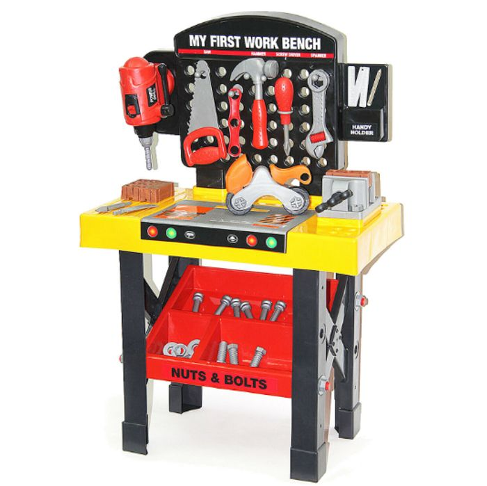 Kids Toy Tool Bench