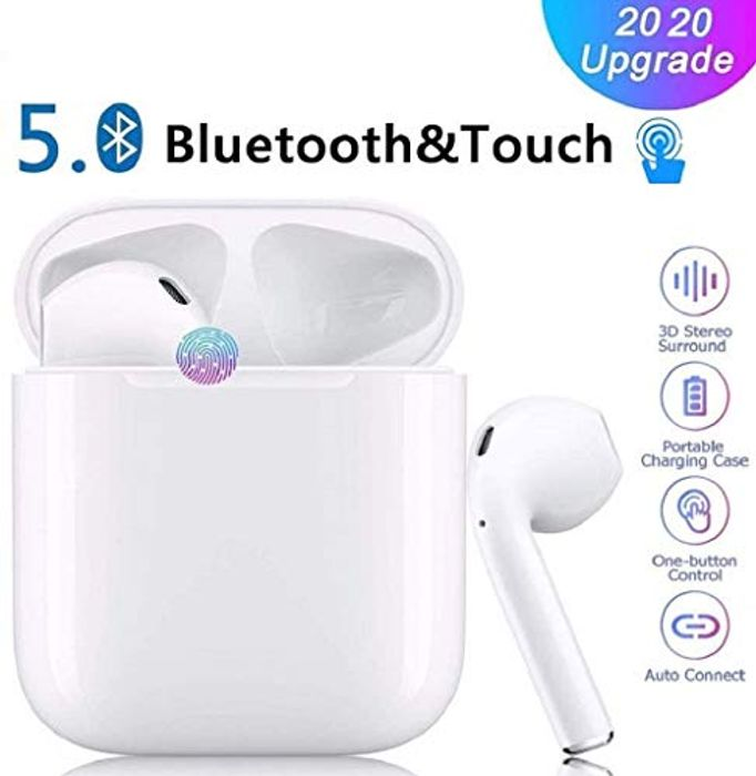 Earphones Wireless