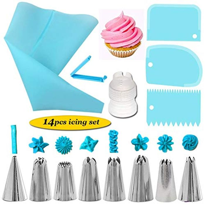 ROCONAT Cake Decorating Supplies Kit 80% discount code
