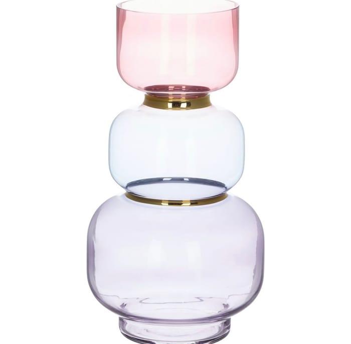 Large Bubblegum Vase 36x18cm