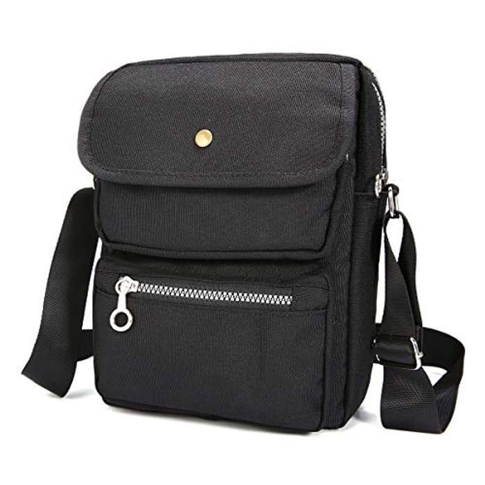 35% off Unisex Nylon Shoulder Bag