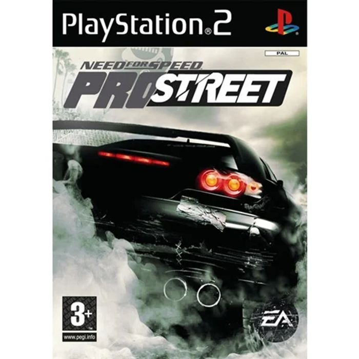 Need for Speed: ProStreet (Used) (PS2)