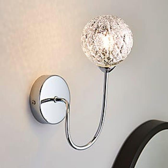 Mercury Effect Wall Light