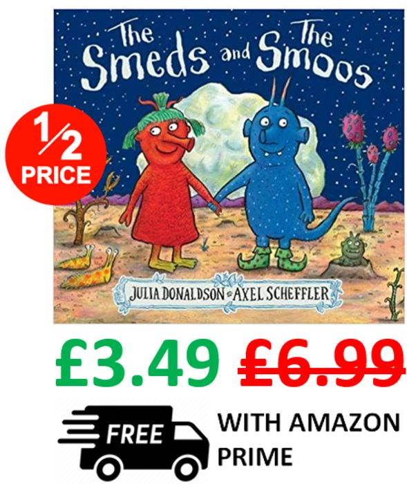 The Smeds and The Smoos - HALF PRICE