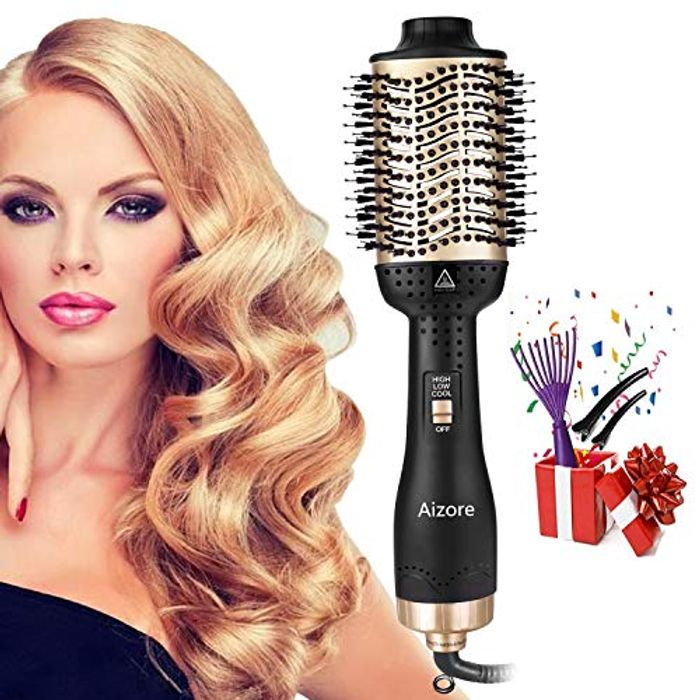 Hair Dryer Brush Down From £36.99 to £21.24