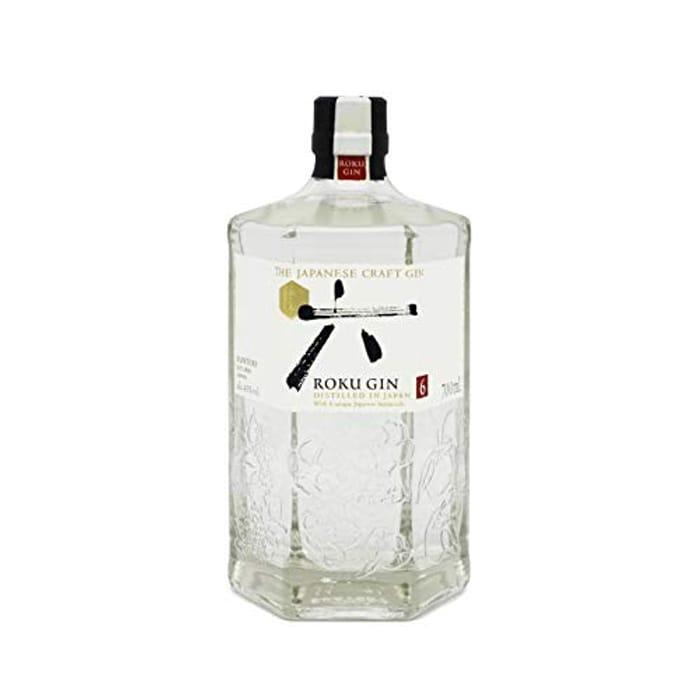 Roku Japanese Craft Gin, 70cl