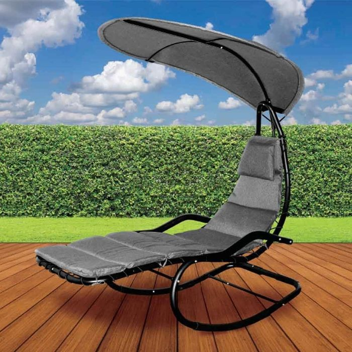 PARMA Rocking Dream Chair with Padded Cushion