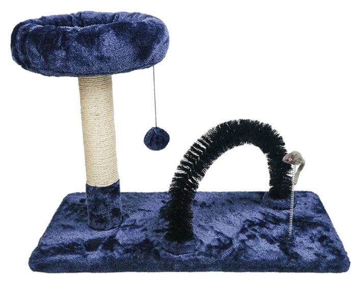Cat Play Centre - Blue