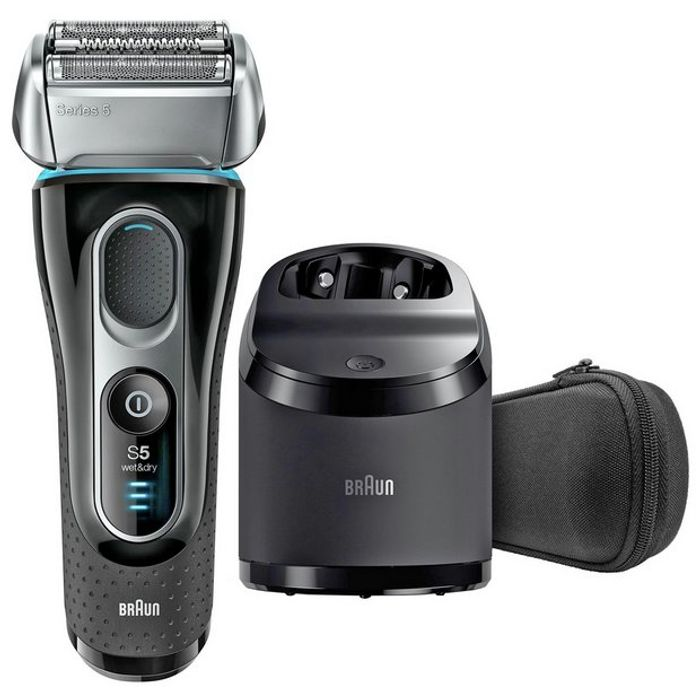 Braun Series 5 Wet and Dry Shaver Only £69.99