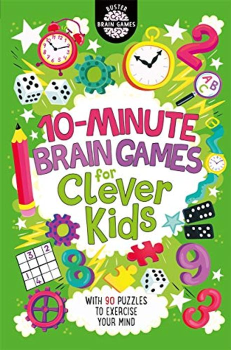 10-Minute Brain Games for Clever Kids