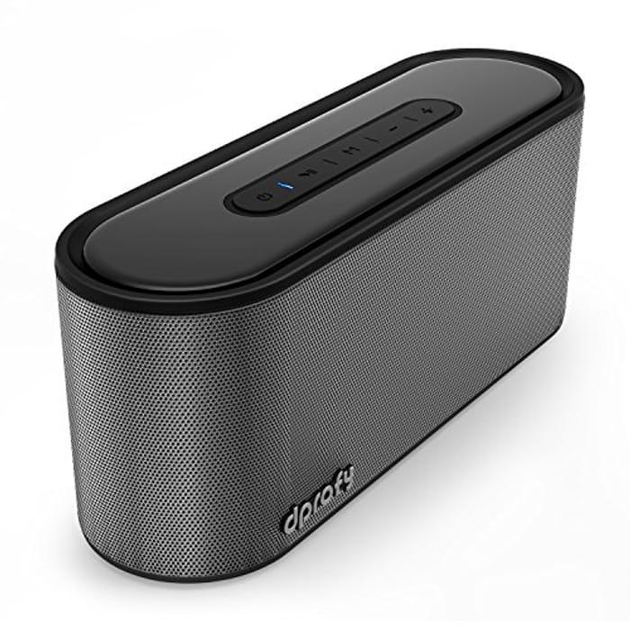 Bluetooth Speaker,20W Portable Stereo Speaker