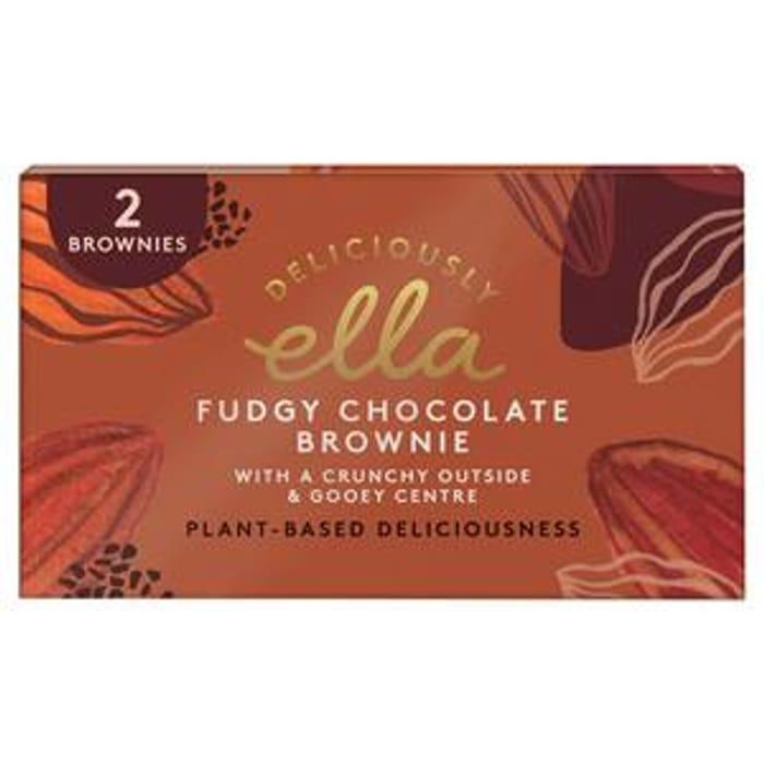 Deliciously Ella Fudgy Choc Brownie 170g