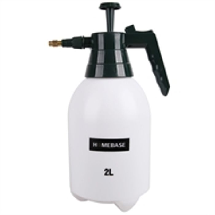 Pump Action Pressure Sprayer - 2L £2.95 at Homebase in Stores Store Pickup: Free