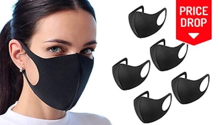 Price Drop On Reusable Flexible Face Masks *Single Or Multi-Buy