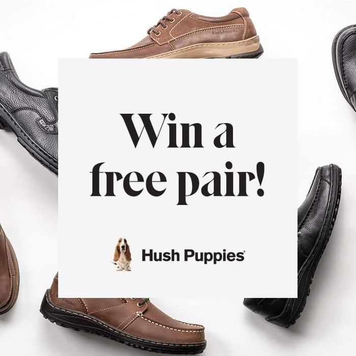 Win a Pair of Hush Puppies