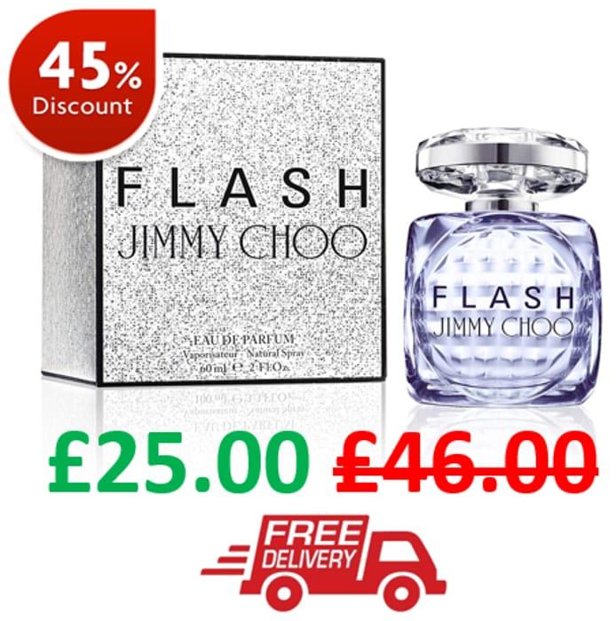 Jimmy Choo Flash EDP 60ml **4.7 STARS**