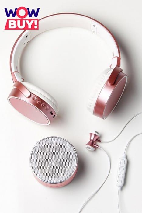 *HALF PRICE* 3 Piece Bluetooth Audio Set