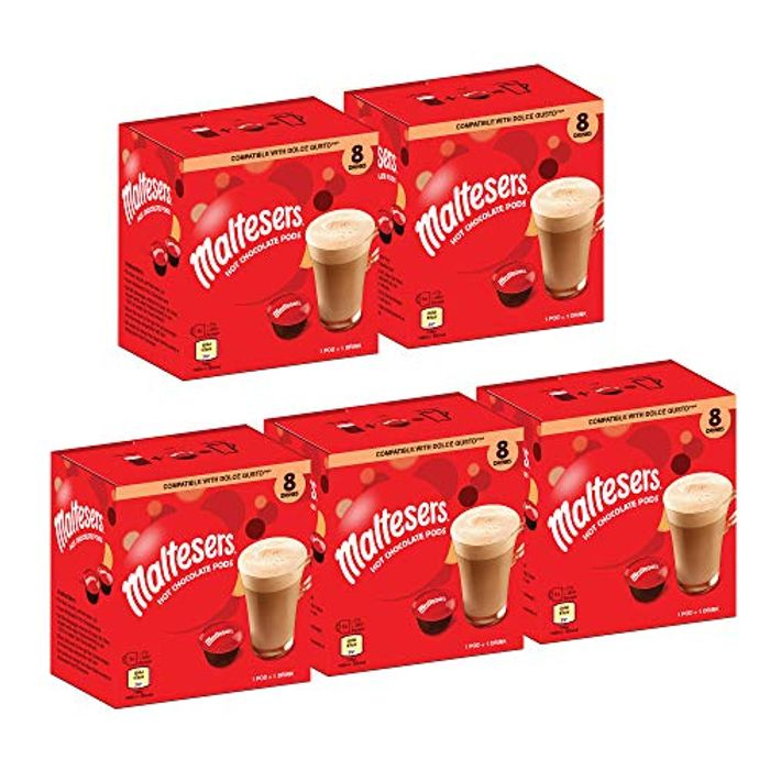 Cheap Dolce Gusto Maltesers - 40 Pods Only £15