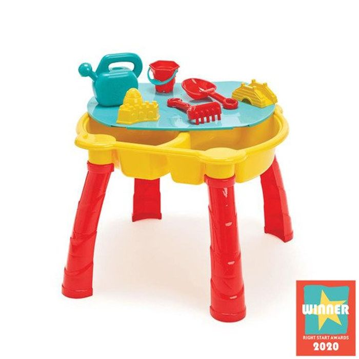 Out and about Sand and Water Play Table - 50% OFF