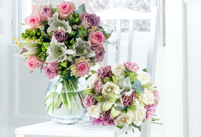 Get 25% off Summer Bouquets