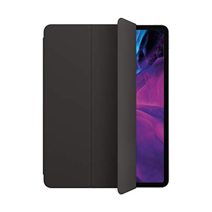 Apple Smart Folio (For 12.9-Inch iPad Pro - 4th Generation) - Black