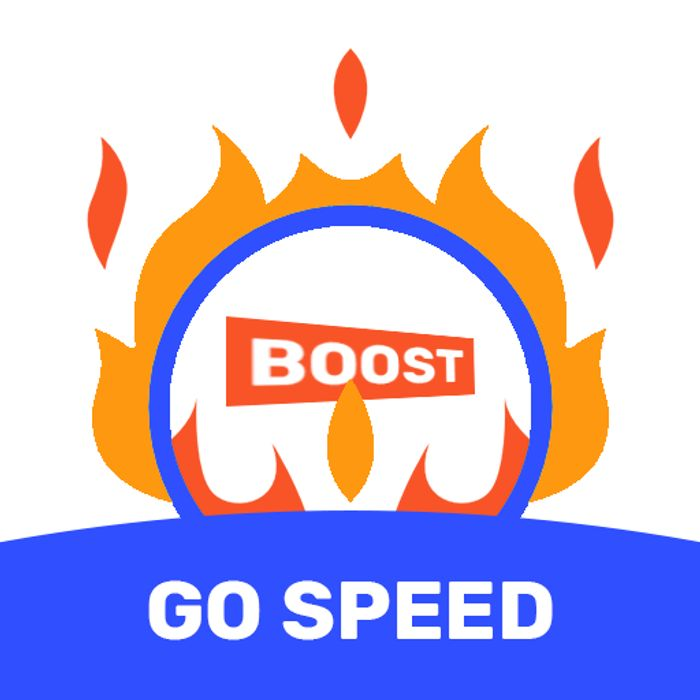 GO Speed Booster Pro - Cleaner & Booster