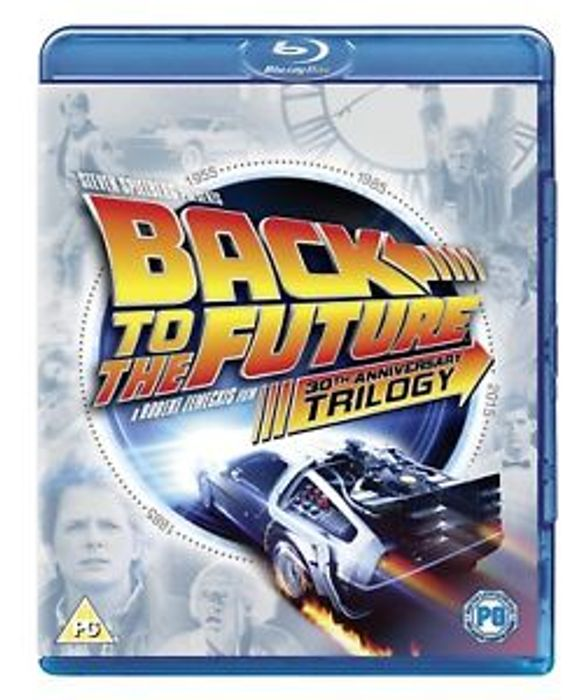 Back to the Future Trilogy (Blu-Ray) £8.99 at eBay (ZoomOnline)