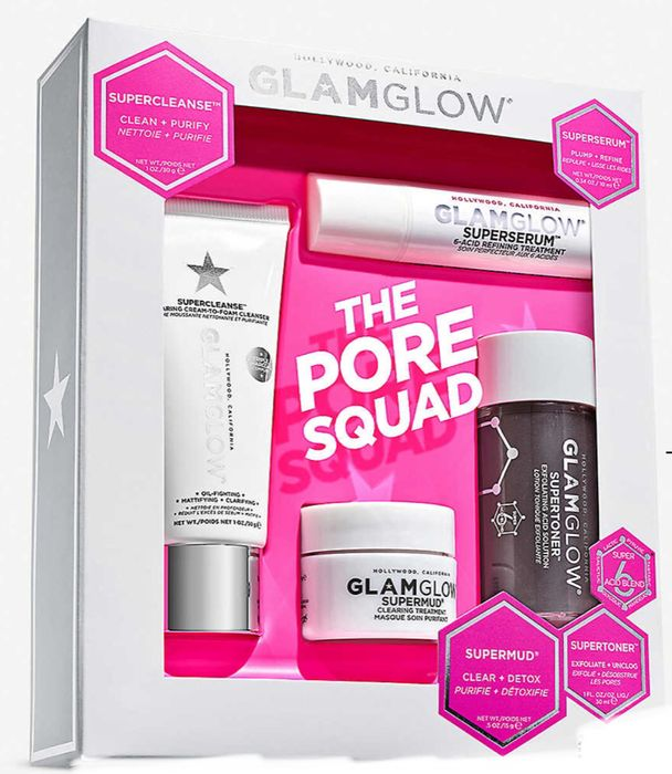 Glamglow the Pore Squad With Code SAVE3ONLINE