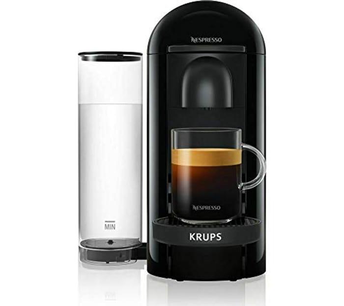 AMAZON DEAL of the DAY: Nespresso XN903840 Vertuo Plus, Coffee Machine