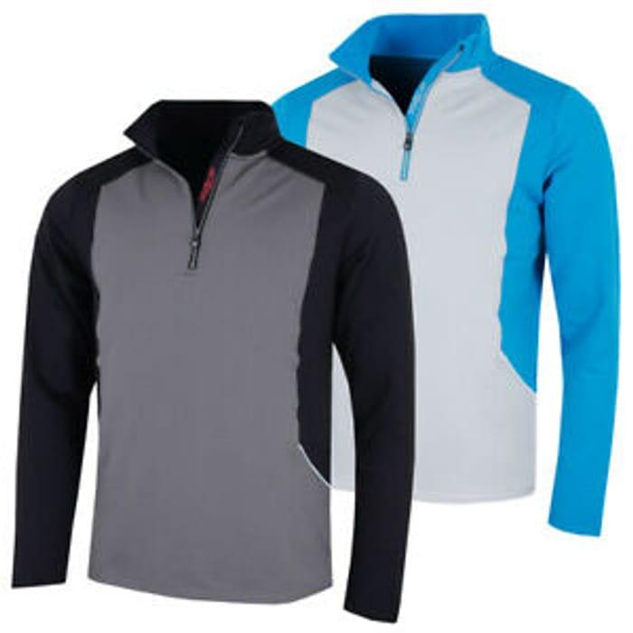 Proquip Mens Tornado Fleece Lined Light Windproof Golf Jacket