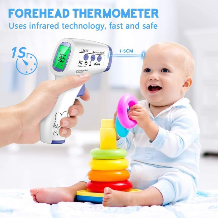 No Touch Infrared Forehead Thermometer - AMAZON BESTSELLER