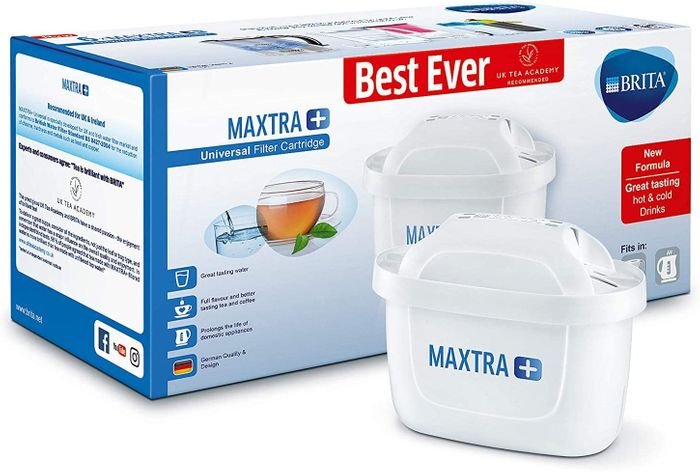 Special Offer - FREE DELIVERY - BRITA MAXTRA+ Water Filter Cartridges, 6 PACK
