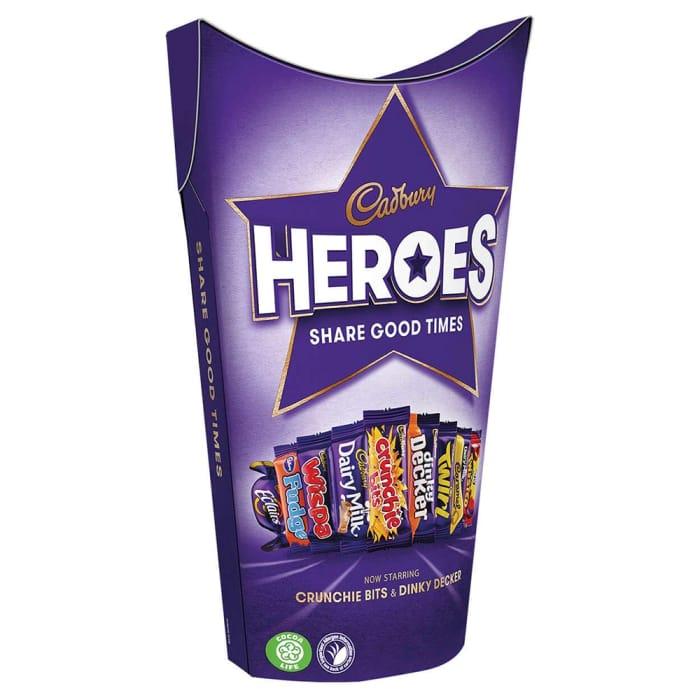 Cadbury Heroes (6 X 290g Boxes)