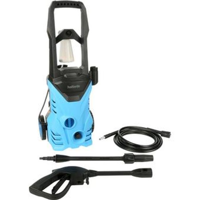 Halfords PW20 Pressure Washer (1600W with Wheels)