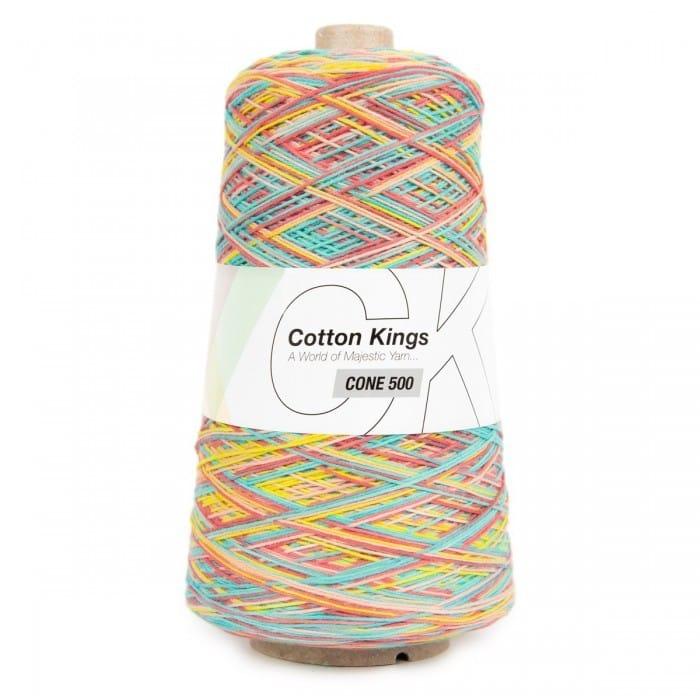 Cone 500 8/4 Print Cotton