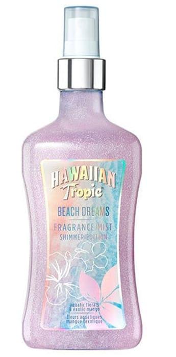 Deal Stack - 2 X Hawaiian Tropic Beach Dreams Shimmer 250ml Body Mist - £12.50