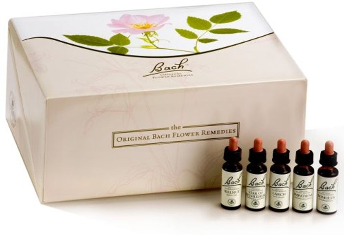Bach Original Flower Remedy Cardboard Box Set, 38 X 10 Ml