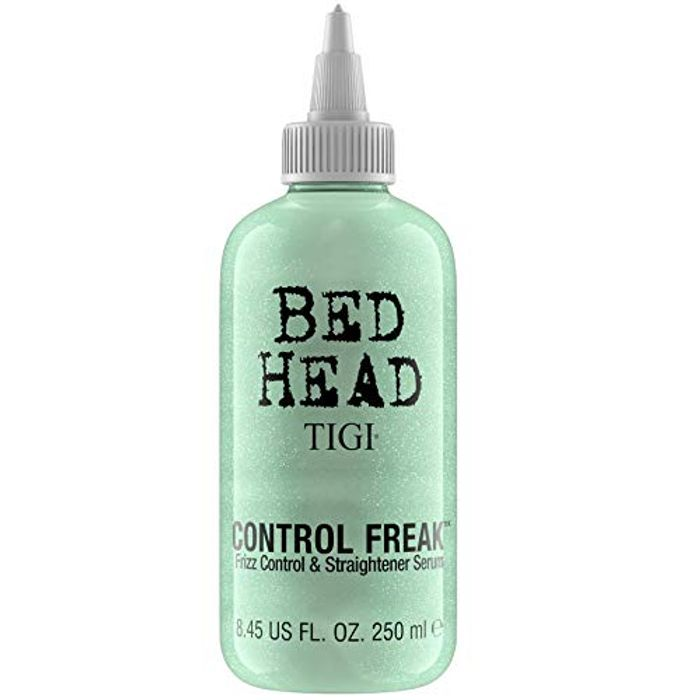 Bed Head by Tigi Control Freak Anti Frizz Serum for Smooth Shiny Hair 250 Ml