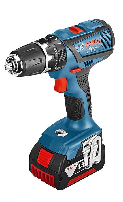 Cheap Bosch Professional Cordless 18V 4Ah Li-Ion Combi Drill Only £76.92