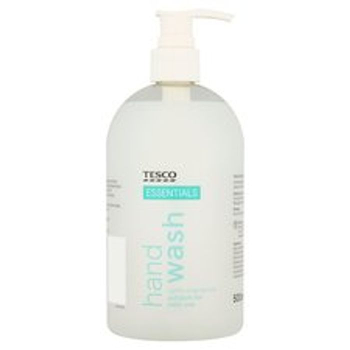 Tesco Essentials Hand Wash 500Ml Available Online and in Store