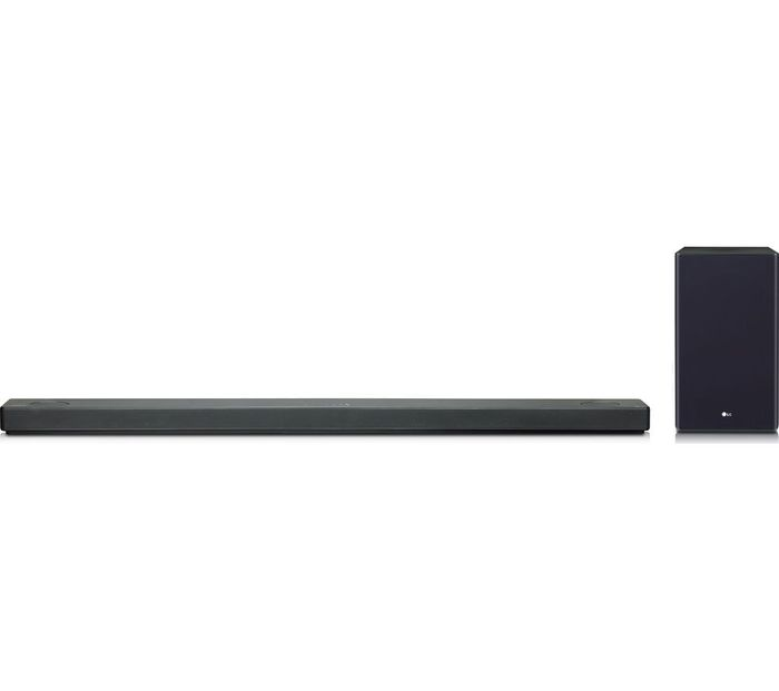 15% off LG SL9YG 4.1.2 Wireless Sound Bar with TV Orders at Currys PC World