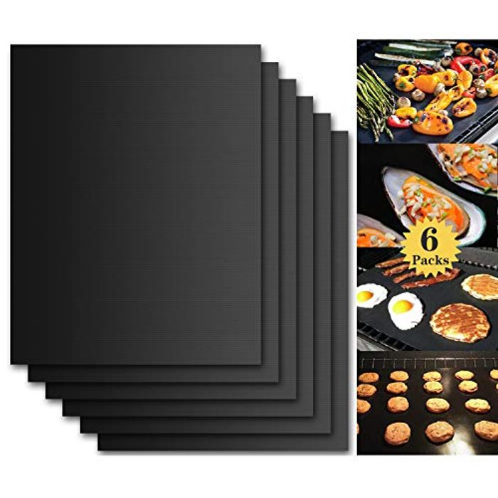 Barbecue Grill Mats