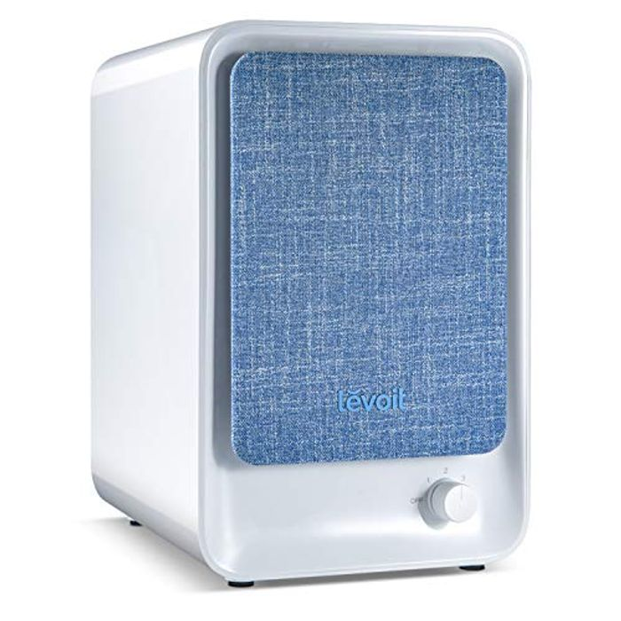 Levoit Air Purifiers for Home Bedroom with True HEPA Filter
