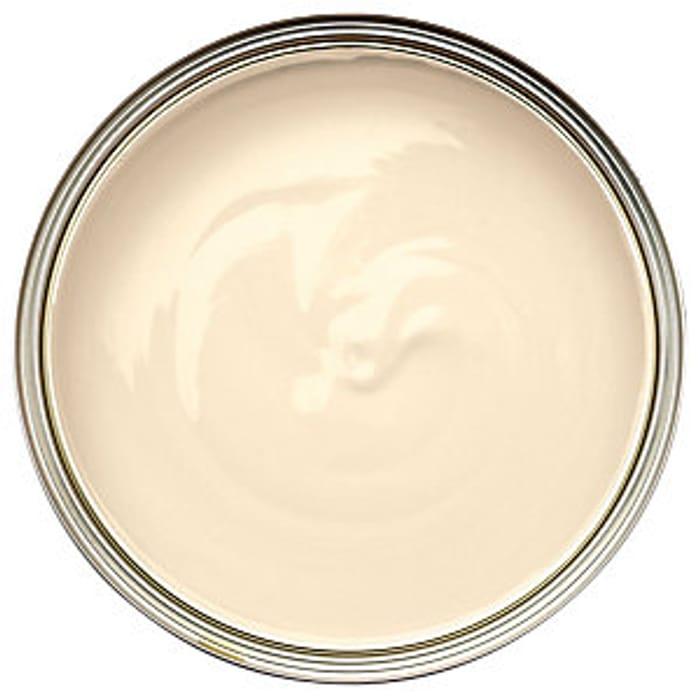 Wickes Professional Eggshell Paint - Magnolia 750ml