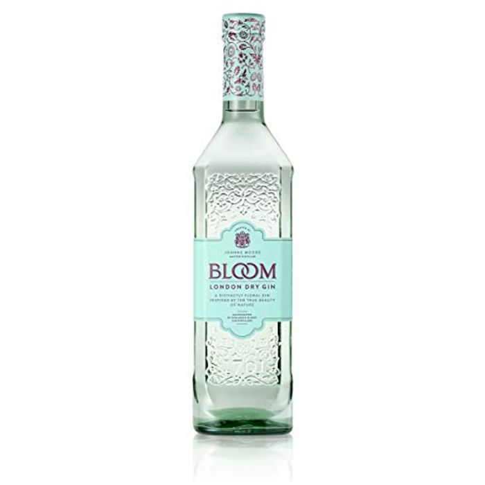 Bloom London Dry Gin, 70cl