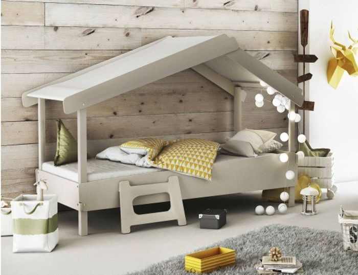 Junior Treehouse Bed (Mattress Not Included