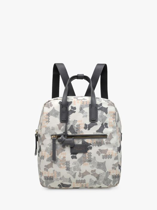 Best Price! Radley Data Dog Medium Backpack, Grey