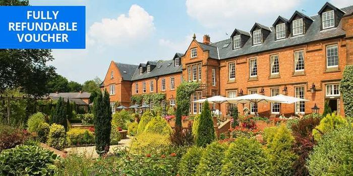 £69 & up Cheshire Country House Stay Inc Bubbly, 59% off Nunsmere Hall Hotel